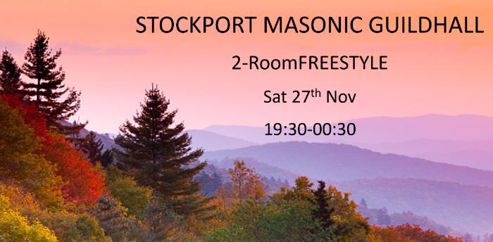 Stockport Masonic Guildhall Freestyle