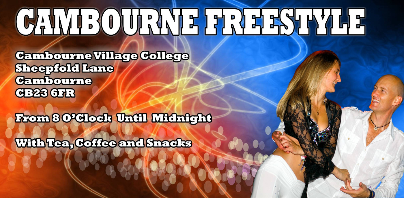 Cambourne Village College Freestyle night