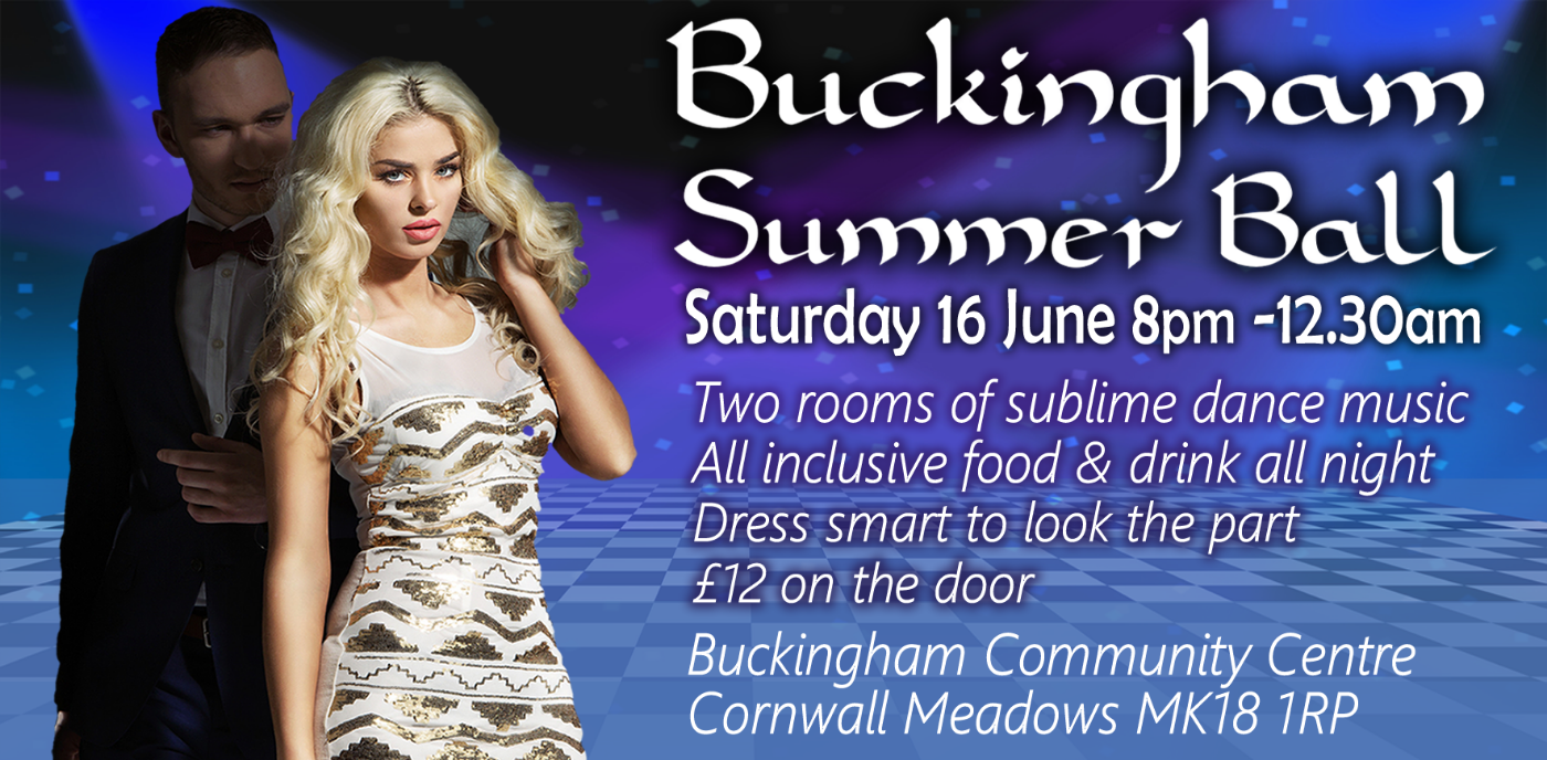 Buckingham Summer Ball