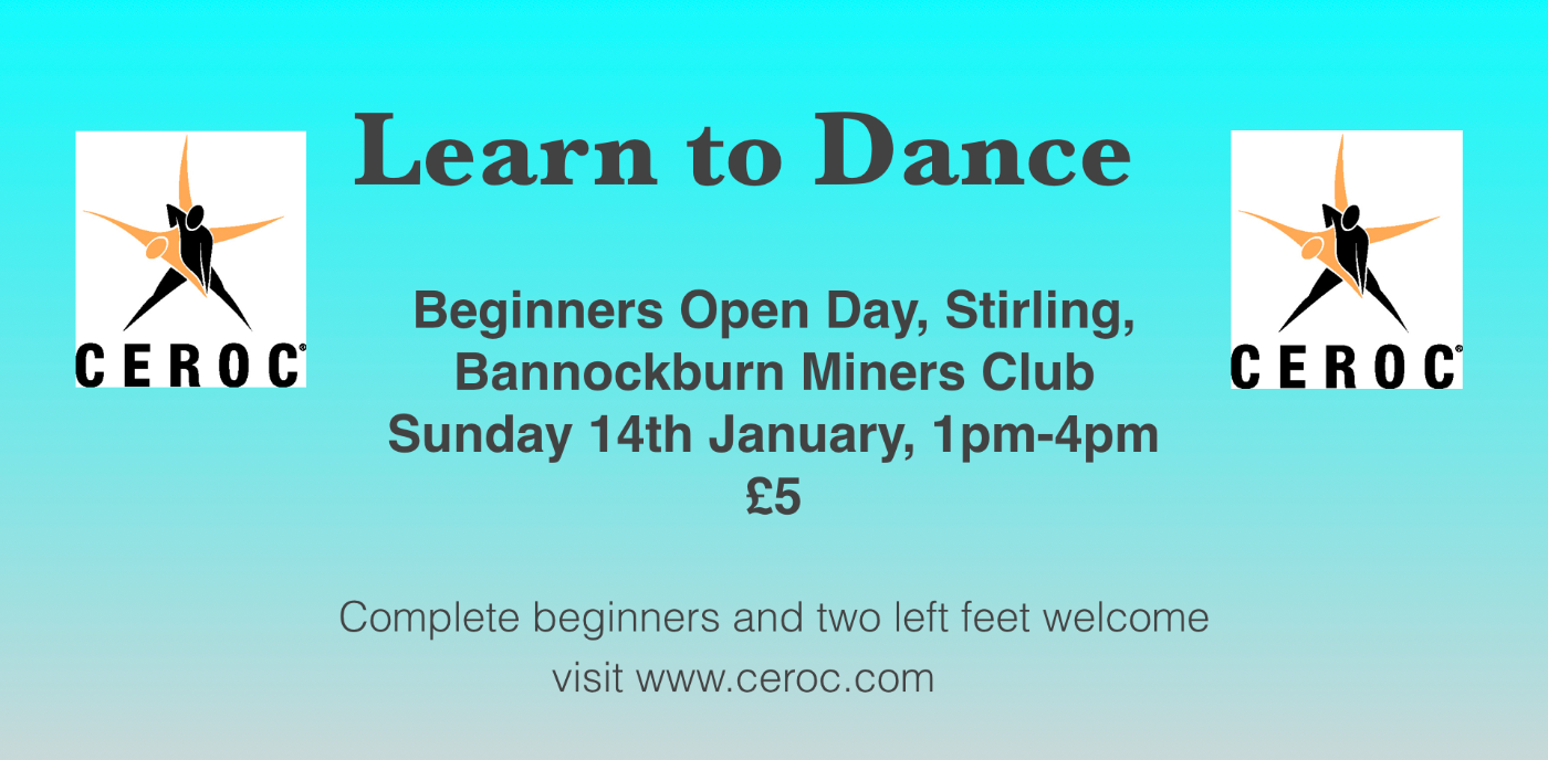 Beginners Open Day