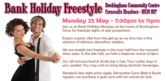 Bank Holiday Freestyle