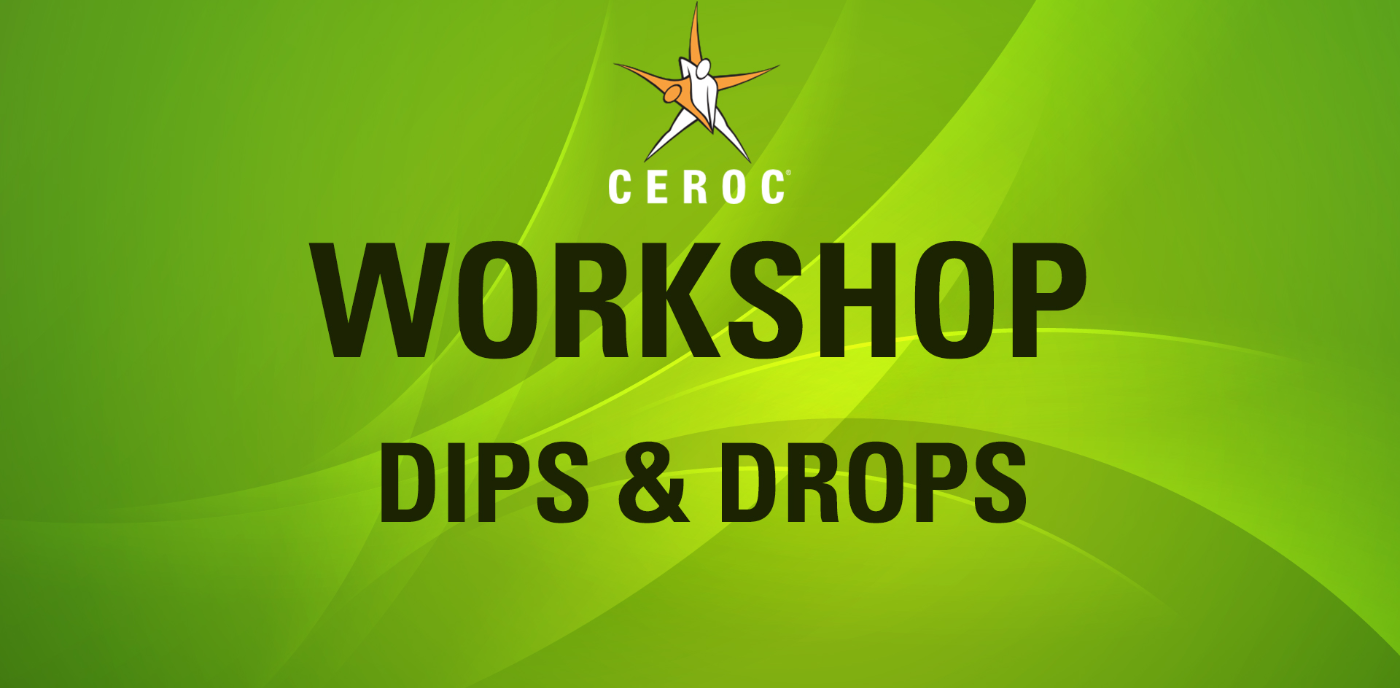 Dips & Drops Workshop