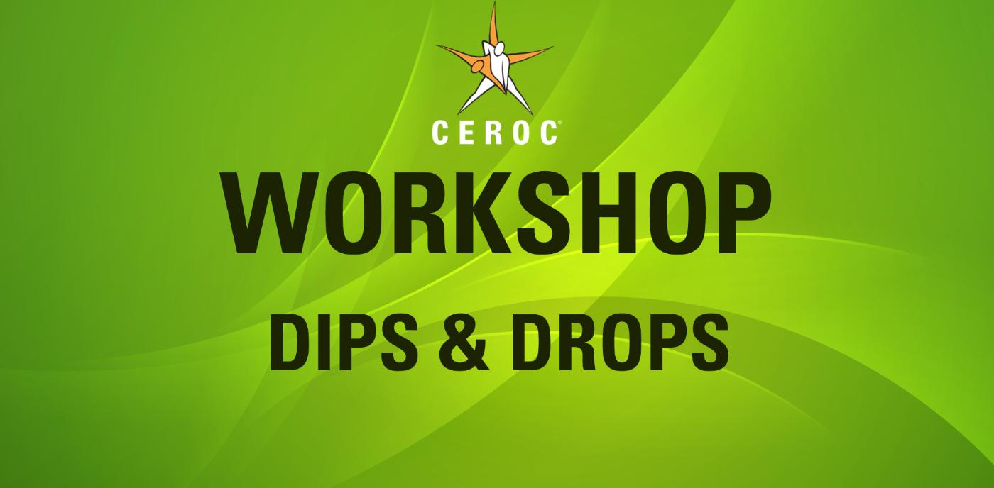 Dips & Drops Workshop