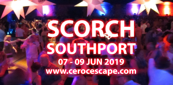 CEROC ESCAPE 'SCORCH' 2019 @ Southport
