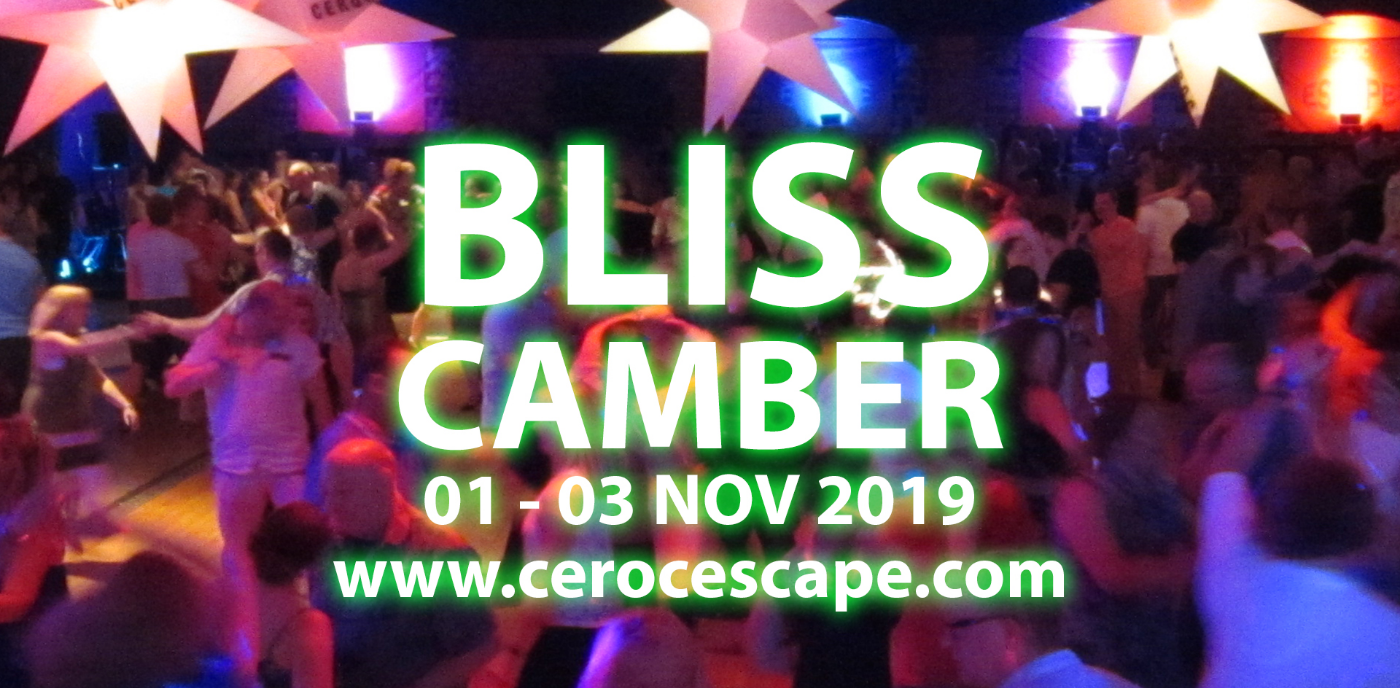 CEROC ESCAPE 'BLISS' 2019 @ Camber Sands