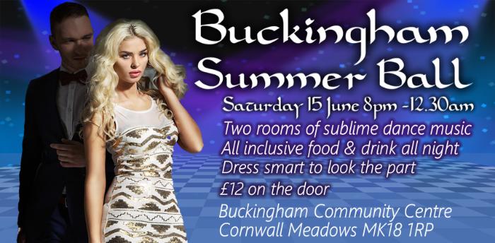 Buckingham Summer Ball