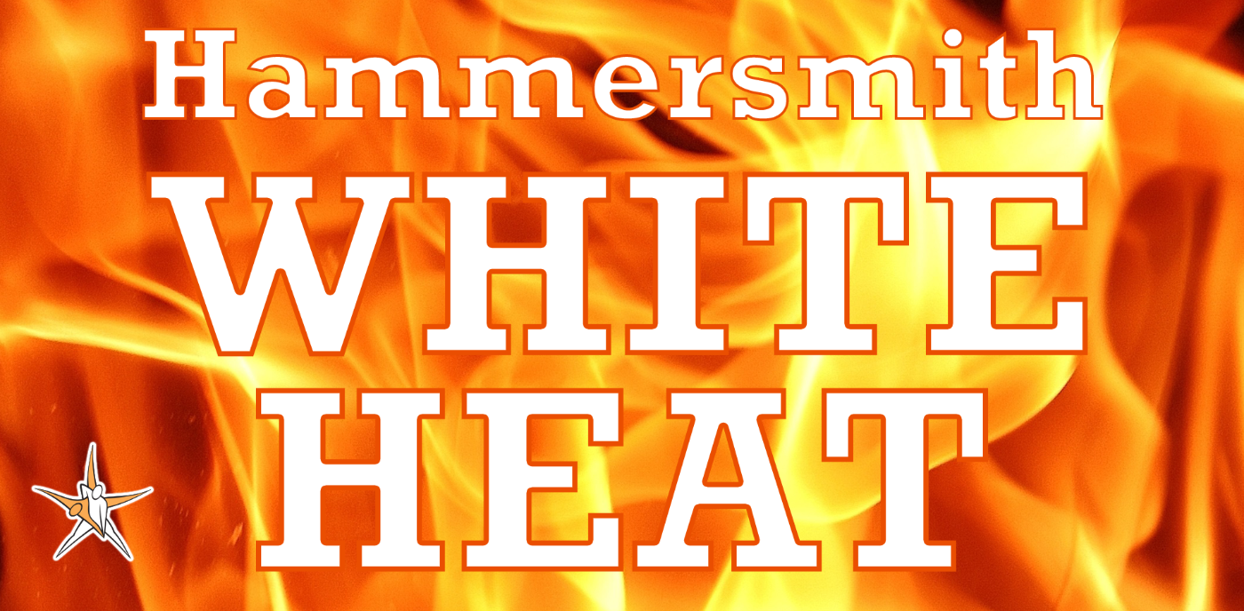 WHITE HEAT -Hammersmith 3 Room Freestyle