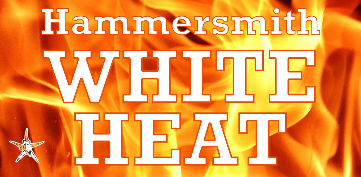 WHITE HEAT -Hammersmith 3 Room Freestyle