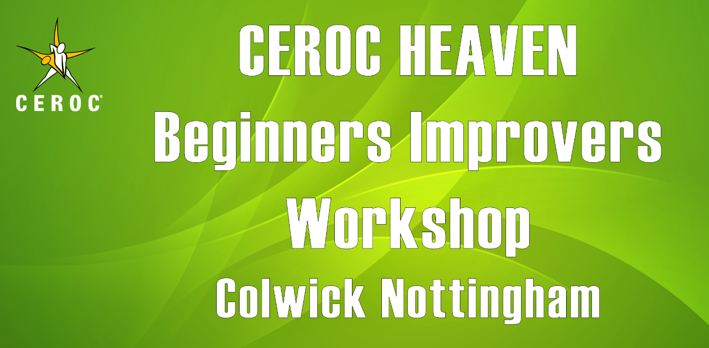 Ceroc Heaven Beginners Improvers Workshop