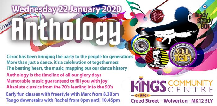 Anthology Party Night