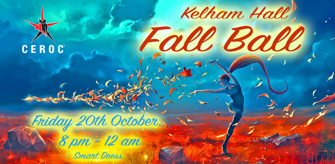 Kelham Hall Fall Ball