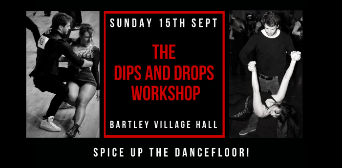 The Dips and Drops Workshop