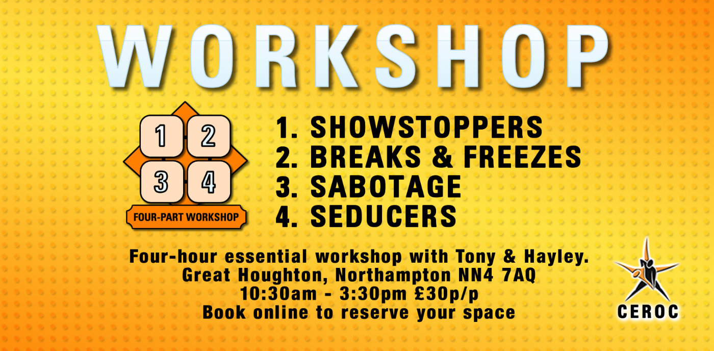 Four-Part Essential Workshop - Northampton