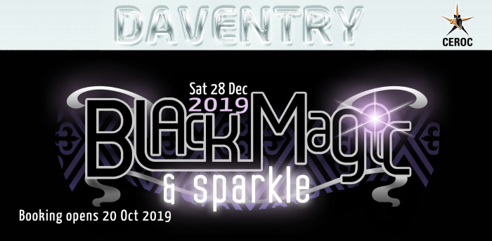 Daventry Event - Black Magic & Sparkle