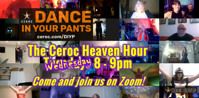 NEW DATE The Ceroc Heaven Hour