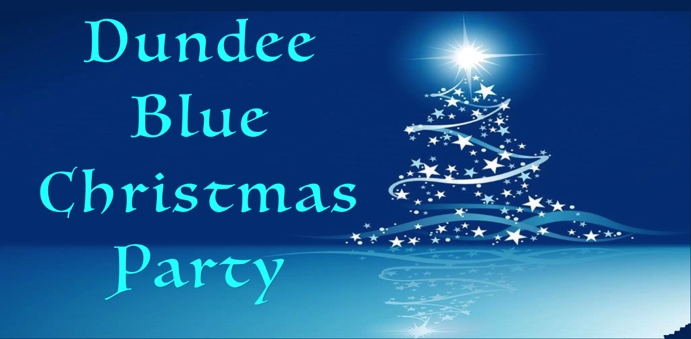 Dundee Blue Christmas Party!
