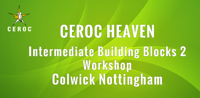 POSTPONED Ceroc Heaven Intermediate Building Blocks  2