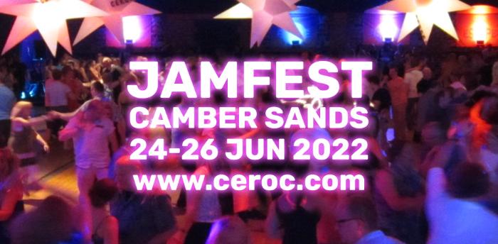 CEROC ESCAPE 'JAMFEST' 2022 @ Camber Sands