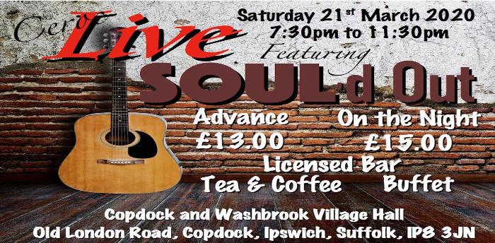 Ceroc Suffolk Live