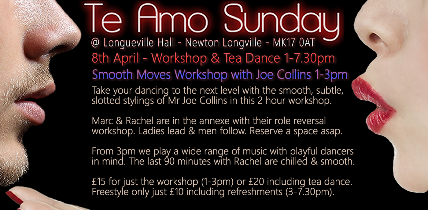 Smooth Moves Workshop with Joe Collins