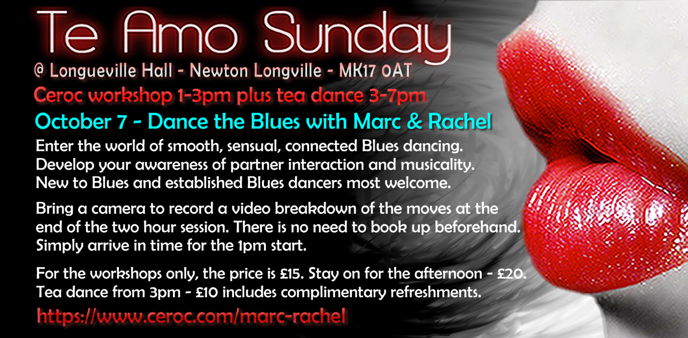 Dance the Blues Workshop