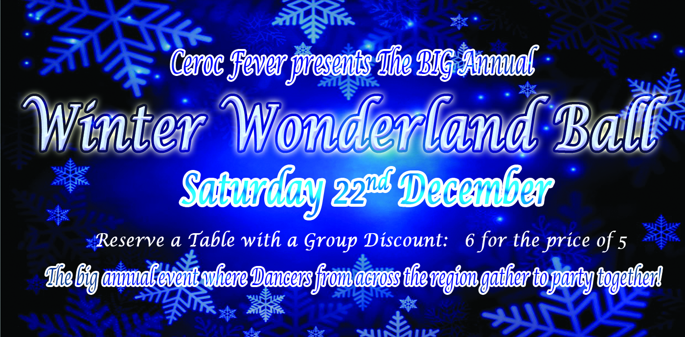 BIG Annual Winter Wonderland Ball