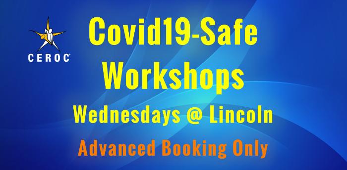 Ceroc Lincoln Covid-Safe Lessons