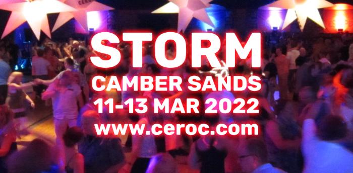CEROC ESCAPE 'STORM' 2022 @ Camber Sands