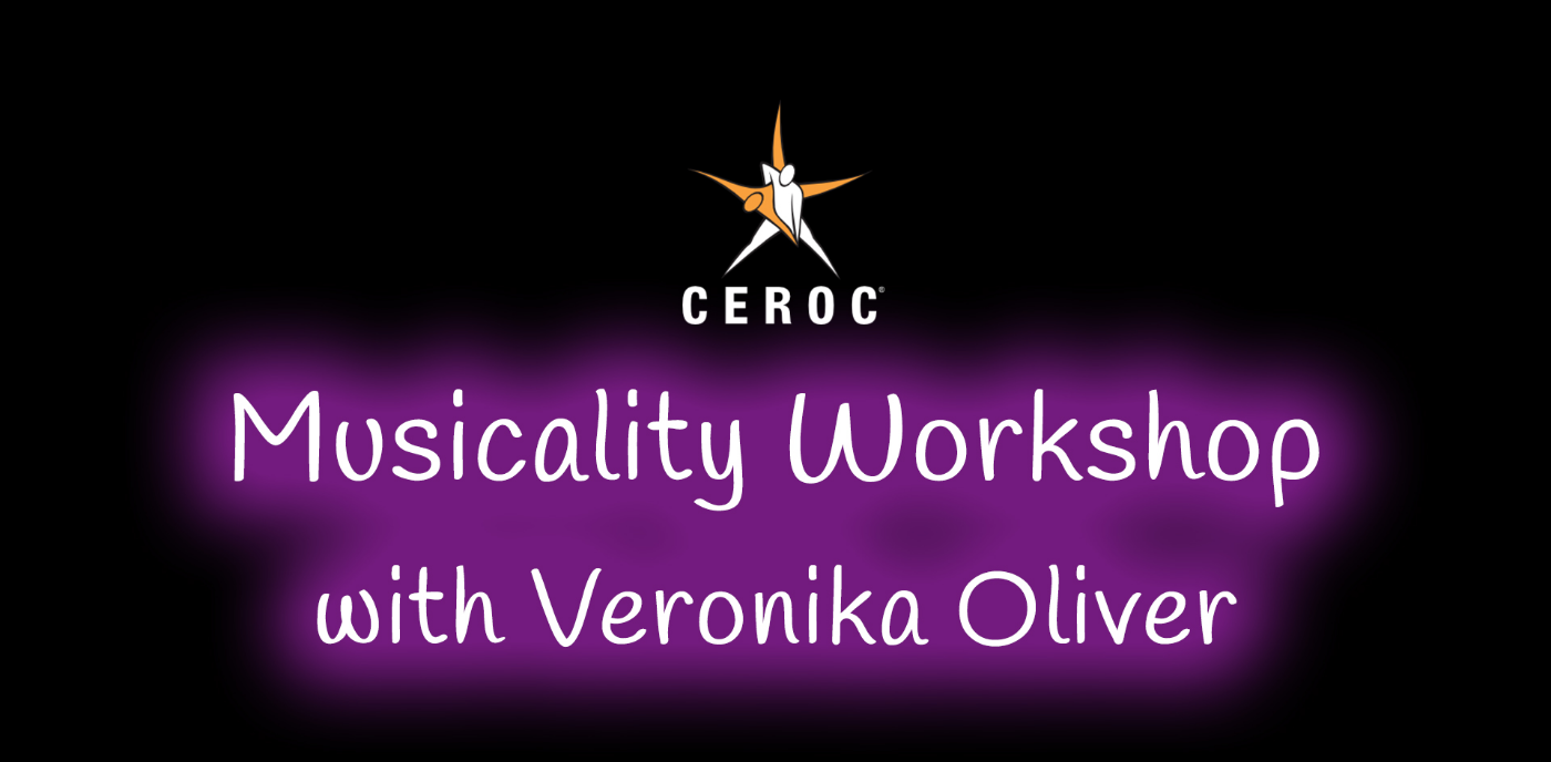 Musicality with Veronika Oliver