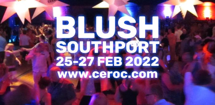 CEROC ESCAPE 'BLUSH' 2022 @ Southport