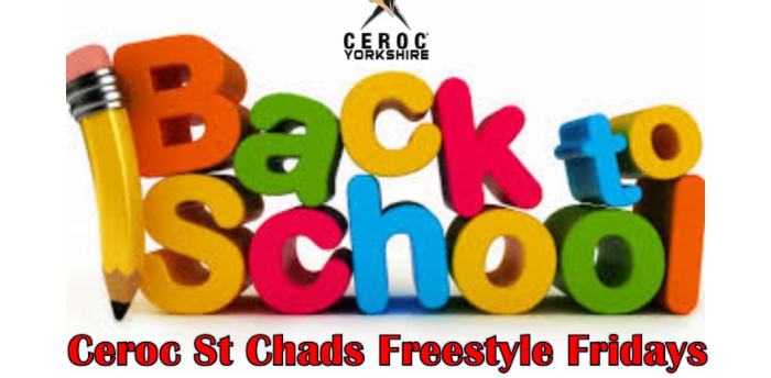 St Chads Back to School Freestyle