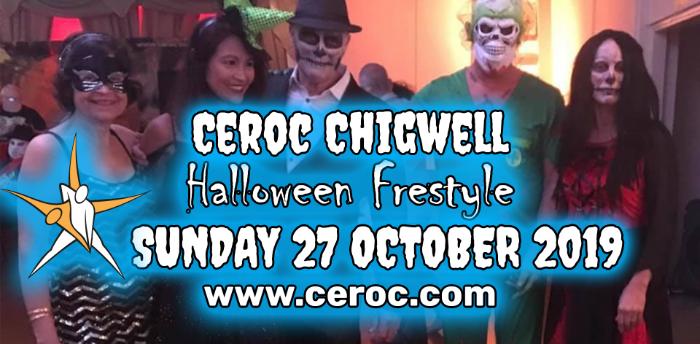 Chigwell 'HALLOWEEN' Sunday Freestyle