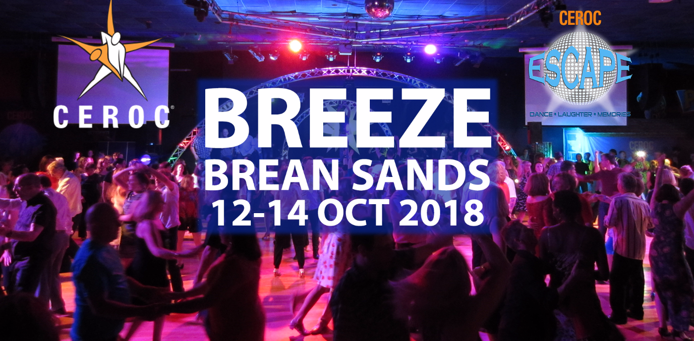 CEROC ESCAPE 'BREEZE' 2018 @ Brean Sands