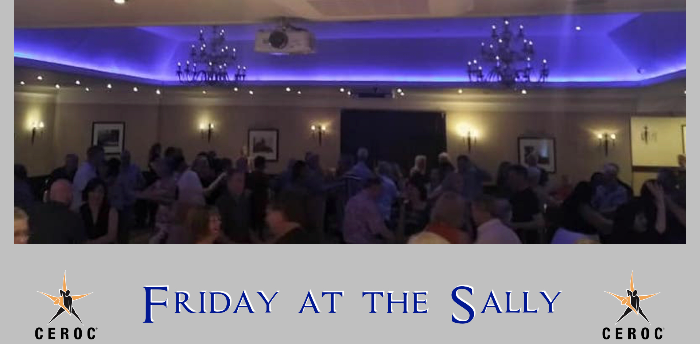 Ceroc Perth: Friday Freestyle at the Sally