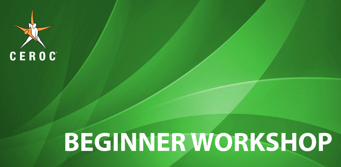 Beginners Part 1 Workshop