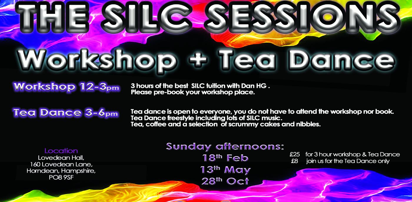 SILC Sessions Workshop + Tea Dance