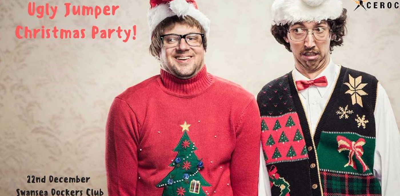 CSW Ugly Jumper Christmas Party!