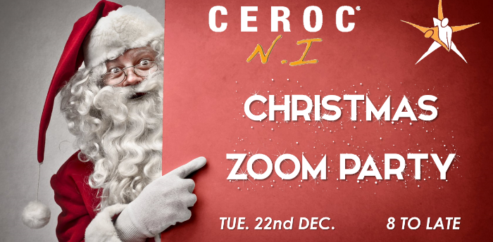 Ceroc N.I. Christmas Zoom Party