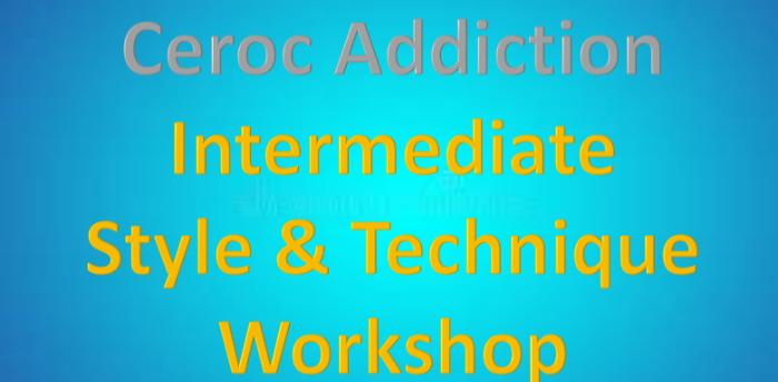 Shifnal Intermediate Style & Technique Workshop