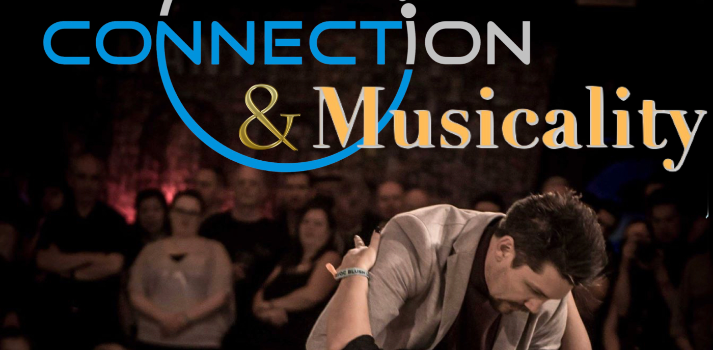 Connection & Musicality workshop with Jamie Eddy