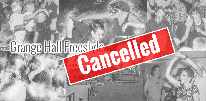 CANCELLED Penciled in Grange Hall Freestyle