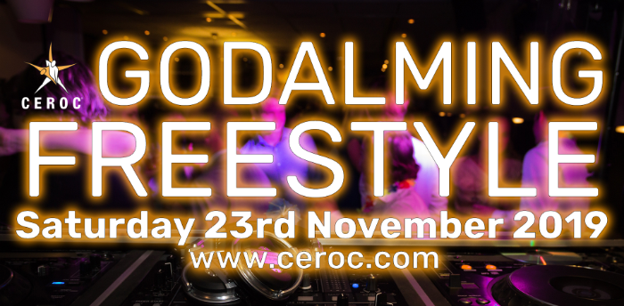 Godalming 2 Room Freestyle inc SILC Room 23 Nov 2019