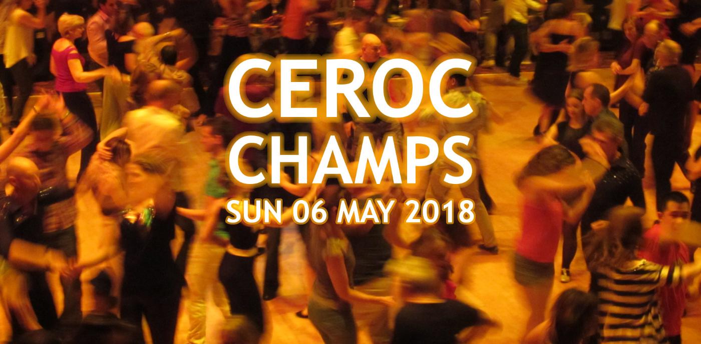 Ceroc Champs 2018