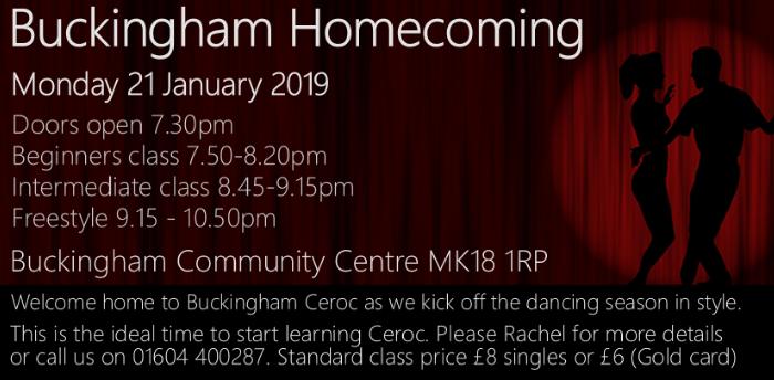 Buckingham Homecoming