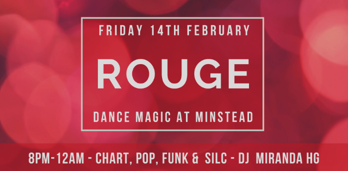 Meltdown presents 'ROUGE'