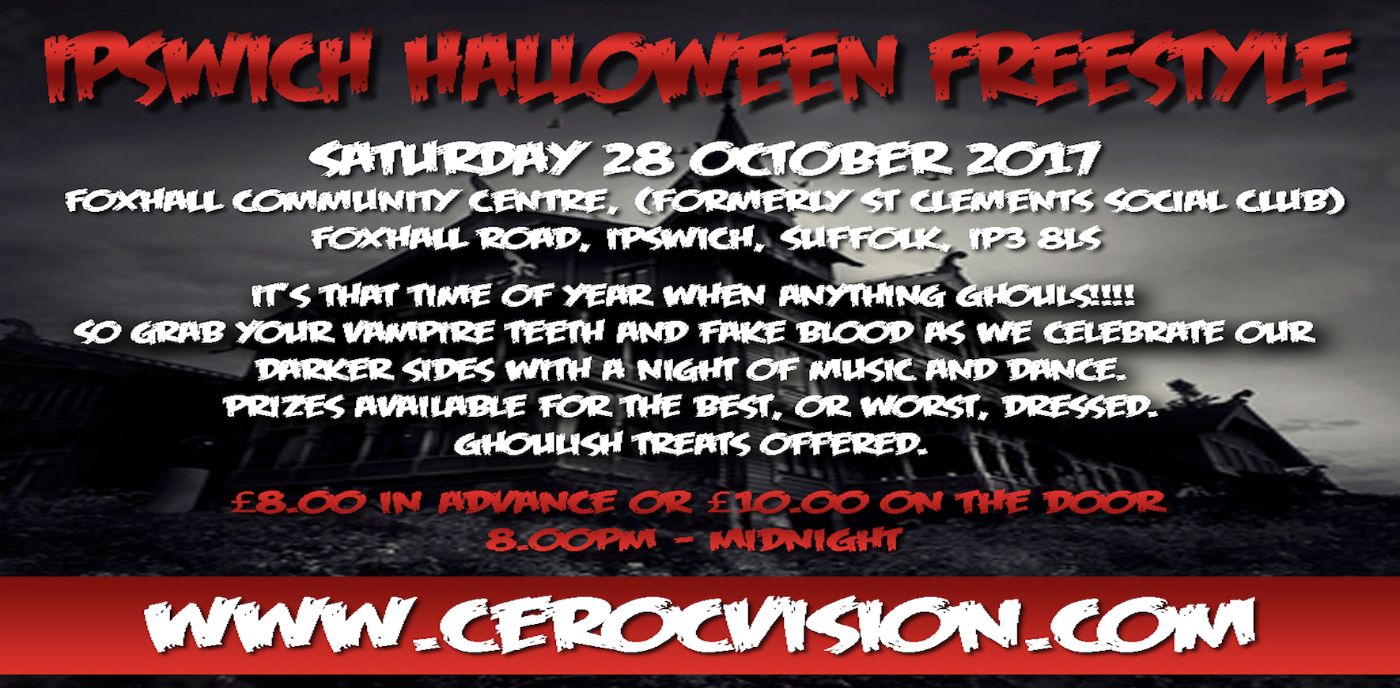 Ipswich Halloween Party