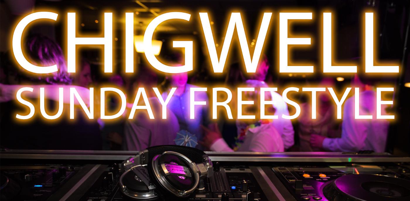 Chigwell Sunday Freestyle