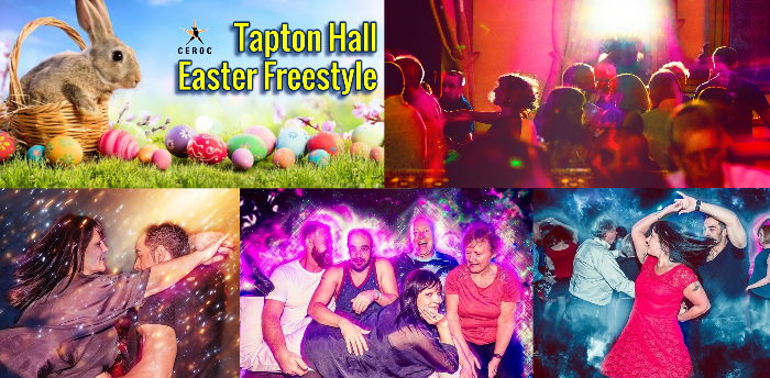 Tapton Hall Easter Freestyle