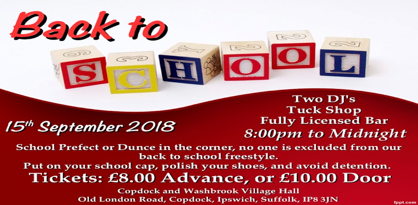 Back to School Freestyle