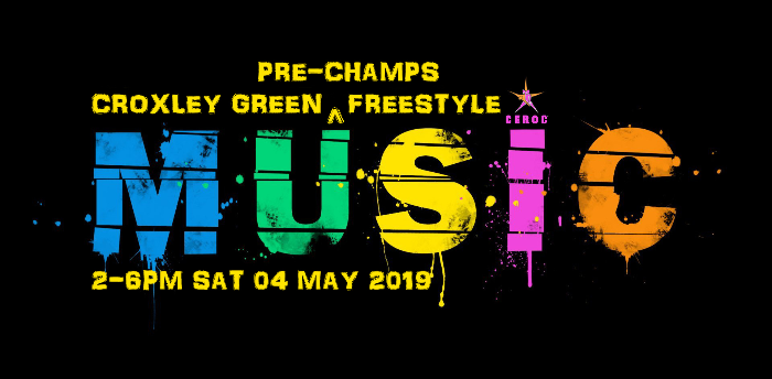 Croxley Green PRE-CHAMPS Freestyle